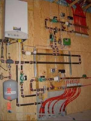 Installation climatisation gainable lit zenlap lapmate for Plancher chauffant a eau